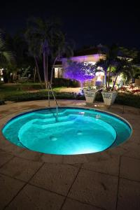 The swimming pool at or near GRACE BAY BEACH -VILLA DEL MAR RESORT -LUXURY 2 BED UNIT - Winner of EXCELLENCE!!!