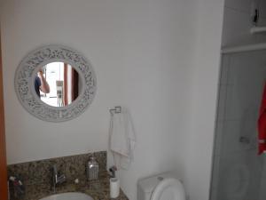 A bathroom at 704 - Itaparica exclusive