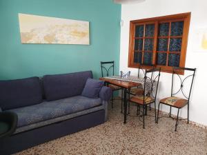 Khu vực ghế ngồi tại El Fraile