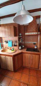 Nhà bếp/bếp nhỏ tại El Fraile