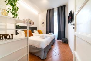 Pokoj v ubytování *****AmoRhome***** New Luxury apartment in the heart of Rome