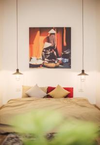 BLANKET ROOM - A PRIVATE ROOM of BONHOMIE HOMESTAY