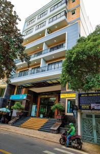 Căn Hộ dịch vụ cao cấp Sân Bay Tân Sơn Nhất
