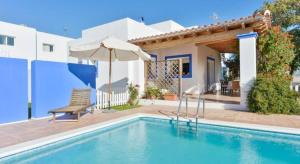 The swimming pool at or near Casa Can Ferran