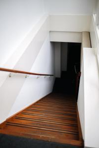 Ein Balkon oder eine Terrasse in der Unterkunft Locals Apartment Katwijk