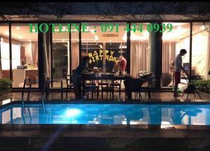 Villa CBT Flamigo Dai Lai