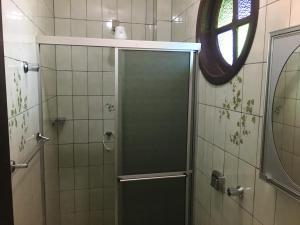 Un baño de Casa Grus