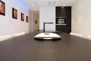 Het zakengedeelte en/of de vergaderruimte van Luxury Suite Koksijde 102 Adult only!