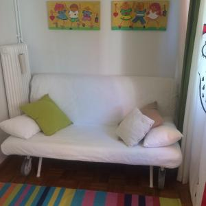 A bed or beds in a room at Apartment Cristian