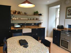 A kitchen or kitchenette at Ardtornish Estate