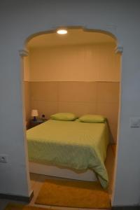 Ein Bett oder Betten in einem Zimmer der Unterkunft Studio Low Cost Lavapies