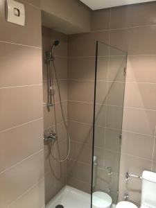 A bathroom at BEST unit NEAR Casablanca AIRPORT