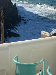 A balcony or terrace at Azenhas do Mar West Coast Design and Surf Villas