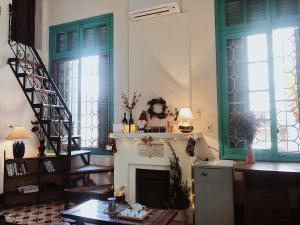 The 1912 Hanoi Indochine Apartment / Hoan Kiem District
