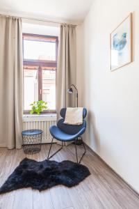 Posedenie v ubytovaní Apartment I Kovacska, historical centre