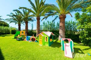 Children's play area at Ledra Maleme Hotel