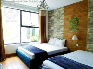 Little Garden Sai Gon- Dormitory - 3mins To Bui Vien Street