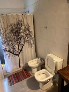 Un baño de Casa nomade