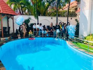 Happy Villa deluxy (Bãi sau)