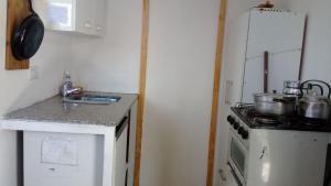 Una cocina o kitchenette en DEPARTAMENTOS SOSA