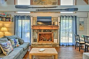 A television and/or entertainment center at Home w/Patio as Seen on TV! - Walk to Dewey Beach!
