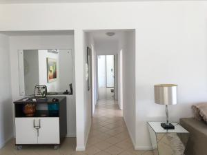 Una cocina o zona de cocina en Apartamento