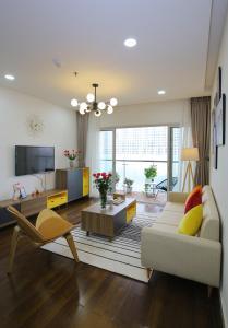 Sophie-Lancaster Hanoi Serviced Apartment