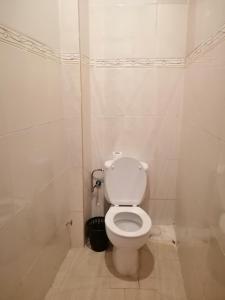 A bathroom at Taghazout Holidays