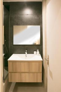Ein Badezimmer in der Unterkunft Apart 2 Opera New 2-3 Rooms for 6 guests