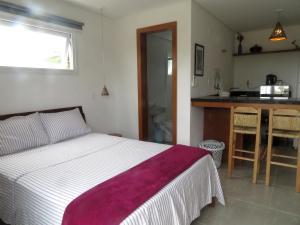 Cama o camas de una habitación en Floriparadise
