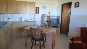 A kitchen or kitchenette at Self Catering