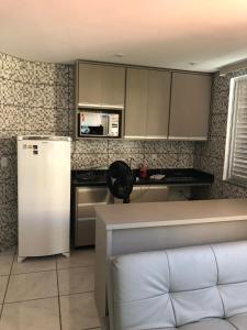 Una cocina o zona de cocina en Hr Jurere