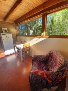 Un lugar para sentarse en India Cabaña