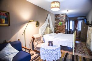 Ένα ή περισσότερα κρεβάτια σε δωμάτιο στο Victoria's Country Apartments