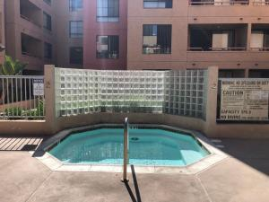 The swimming pool at or near WALK TO GASLAMP & CONVENTION SUITE