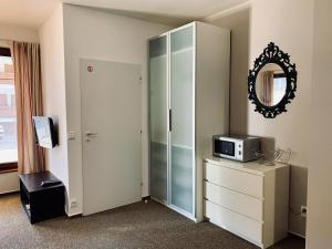 A television and/or entertainment center at Apartmany Jasna Chopok