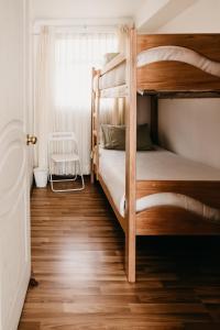 Litera o literas de una habitación en Apartamento en 1er Piso