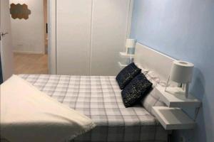 Ein Sitzbereich in der Unterkunft Hermoso apartamento centro Madrid