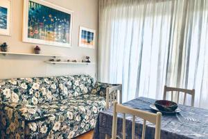 Area soggiorno di Home Sweet San Remo