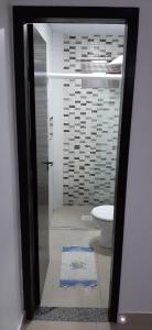 Un baño de Residencial Wolff