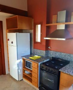 Una cocina o kitchenette en Casa Pérez