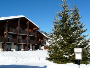 Azureva La Clusaz les Aravis during the winter