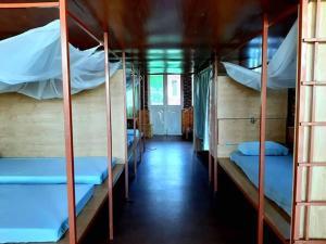 1 nhà có nhiều phòng 35 chỗ ngủ