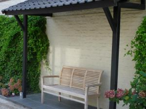 A porch or other outdoor area at Apartment casuaLLoft