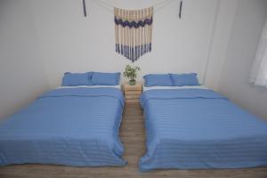 Akoma Homestay_A Little Santorini