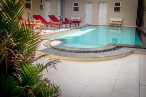 Khách sạn Mũi Né Hills Budget