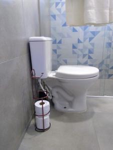 A bathroom at PRÓXIMO AO MAR - BOA VIAGEM