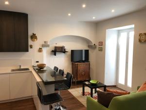 Area soggiorno di Appartamento Melissa
