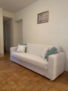 A seating area at Tenuta le marze