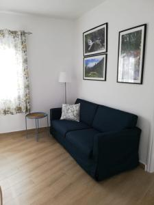 Zona de estar de Casa Lita